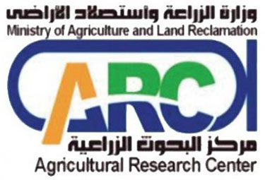 The logo of agricultural research center